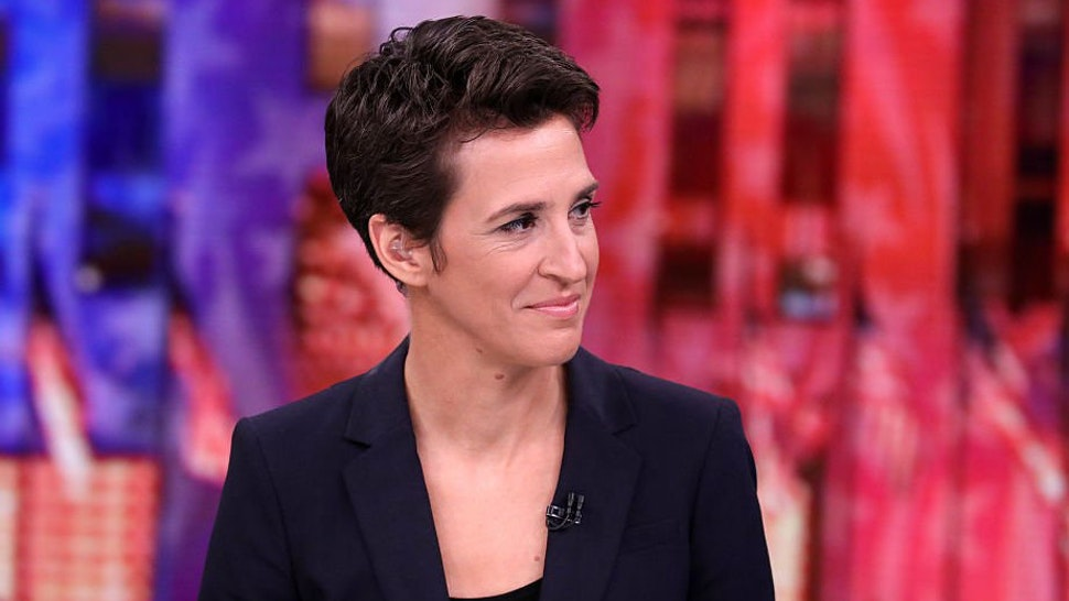 "Rachel Maddow, Host, ""The Rachel Maddow Show"" on Tuesday, November 8, 2016 from New York."
