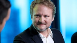 Director Rian Johnson of 'Knives Out' attends The IMDb Studio Presented By Intuit QuickBooks at Toronto 2019 at Bisha Hotel & Residences on September 08, 2019 in Toronto, Canada.