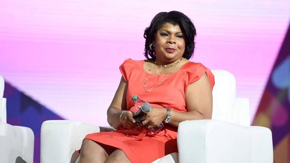 NEW ORLEANS, LA - JUNE 30: April Ryan speaks onstage at the 2017 ESSENCE Festival presented by Coca-Cola at Ernest N. Morial Convention Center on June 30, 2017 in New Orleans, Louisiana.