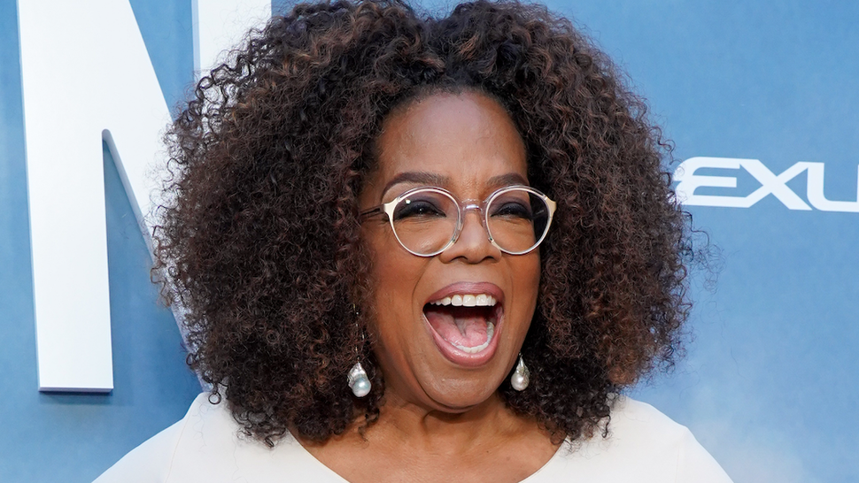 "Oprah Winfrey attends the premiere of OWN's ""David Makes Man"" at NeueHouse Hollywood on August 06, 2019 in Los Angeles, California."