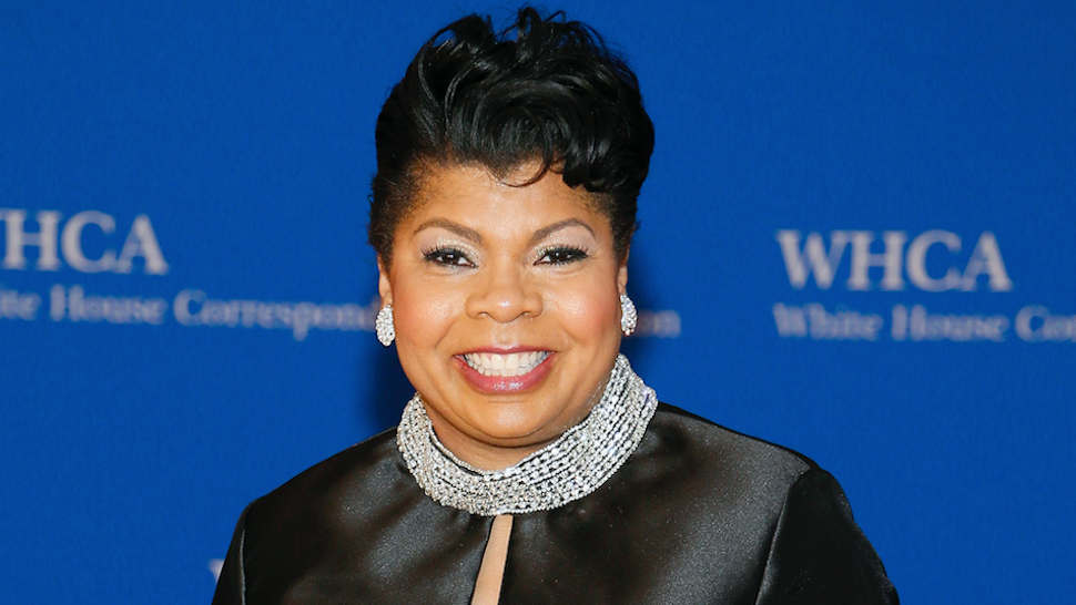 Journalist April Ryan attends the 2018 White House Correspondents' Dinner at Washington Hilton on April 28, 2018 in Washington, DC.