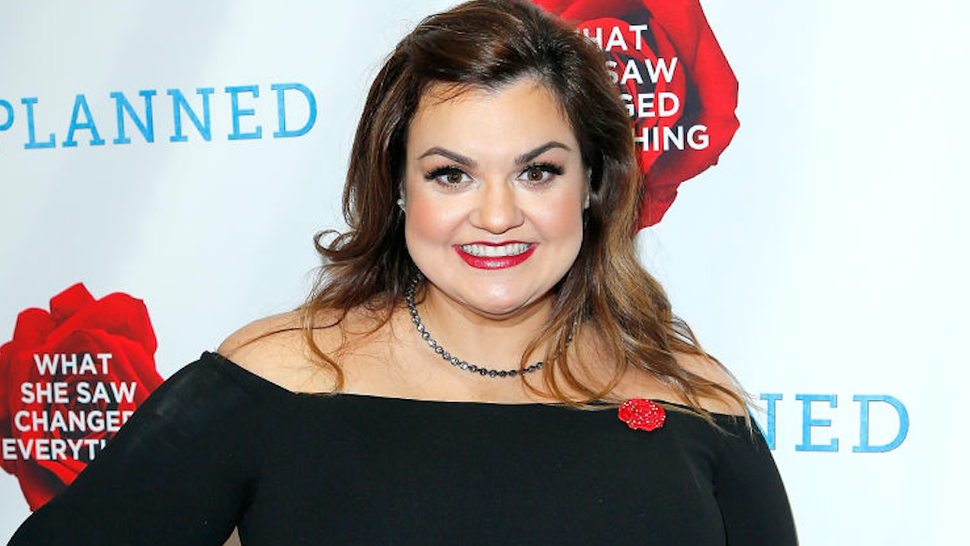 HOLLYWOOD, CA - MARCH 18: Abby Johnson attends the Unplanned Red Carpet Premiere on March 18, 2019 in Hollywood, California.