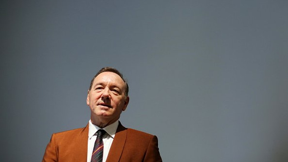 """Actor Kevin Spacey attends the reading of the event """"The Boxer - La nostalgia del poeta"""""""