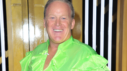 """Sean Spicer attends the """"Dancing With The Stars"""" Season 28 show at CBS Television City on September 16, 2019 in Los Angeles, California"""
