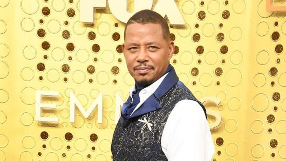 Terrence Howard arrives at the 71st Emmy Awards at Microsoft Theater on September 22, 2019 in Los Angeles, California.