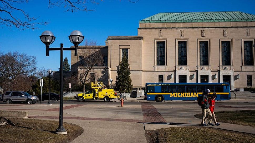 University of Michigan 2015