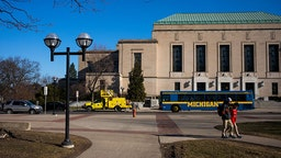 University of Michigan 2015