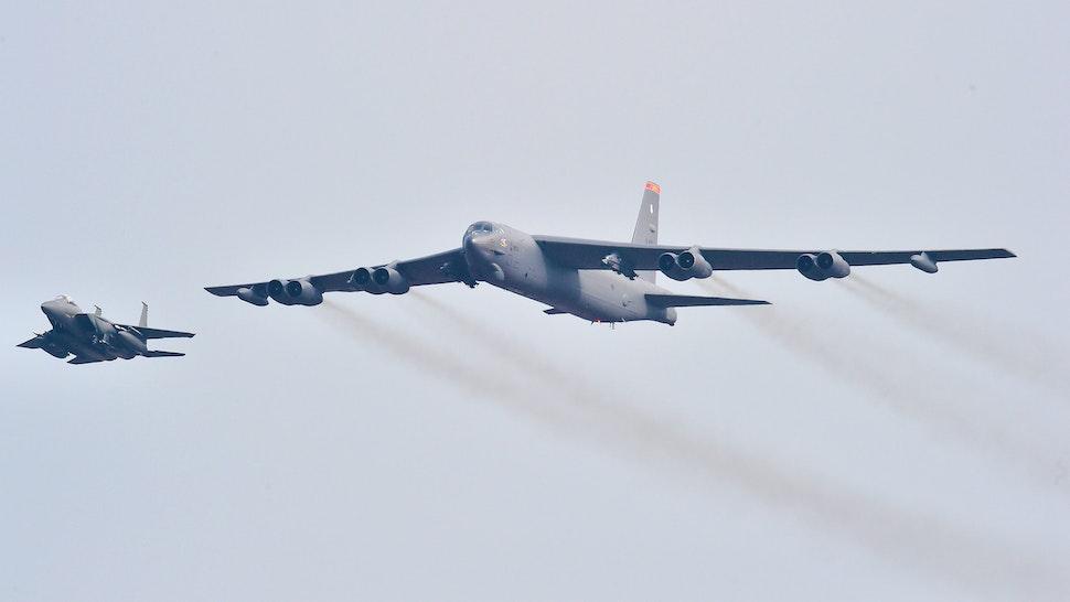 U.S. Bomber
