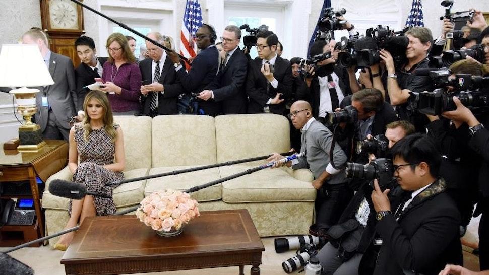 The White House Press Pool