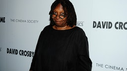 """Whoopi Goldberg attends Sony Pictures Classics & The Cinema Society Host A Screening Of """"David Crosby: Remember My Name"""" at The Roxy Cinema on July 16, 2019 in New York City."""