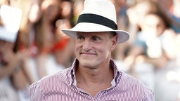 Woody Harrelson attends Giffoni Film Festival 2019 on July 20, 2019 in Giffoni Valle Piana, Italy.