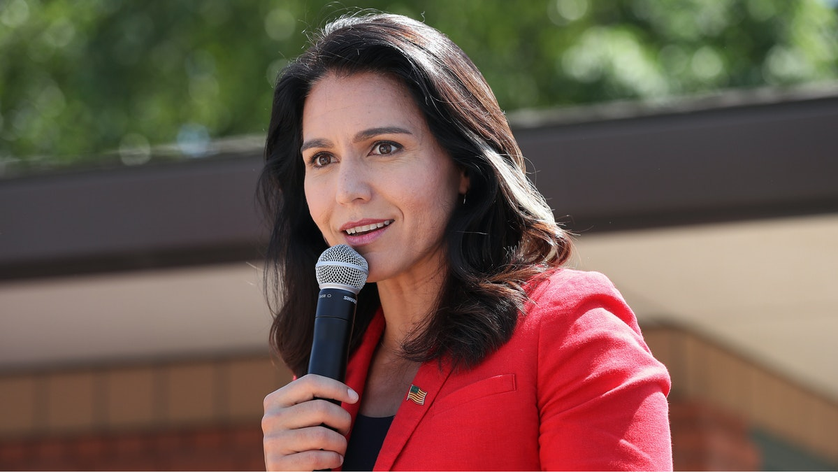 WATCH: Gabbard Smacks Clinton: She Knows She Can't 'Manipulate Me If I'm Elected President'