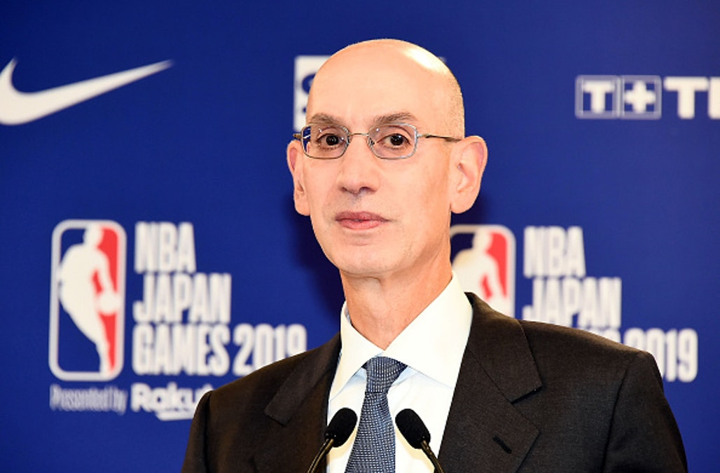 Reminder: The NBA Boycotts States For Trans Bathroom Policies