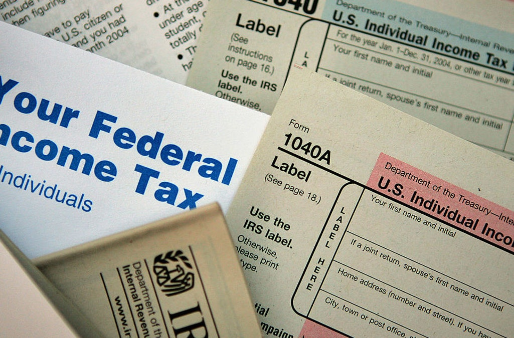 KNOWLES: This New Report Proves Americans Are Overtaxed