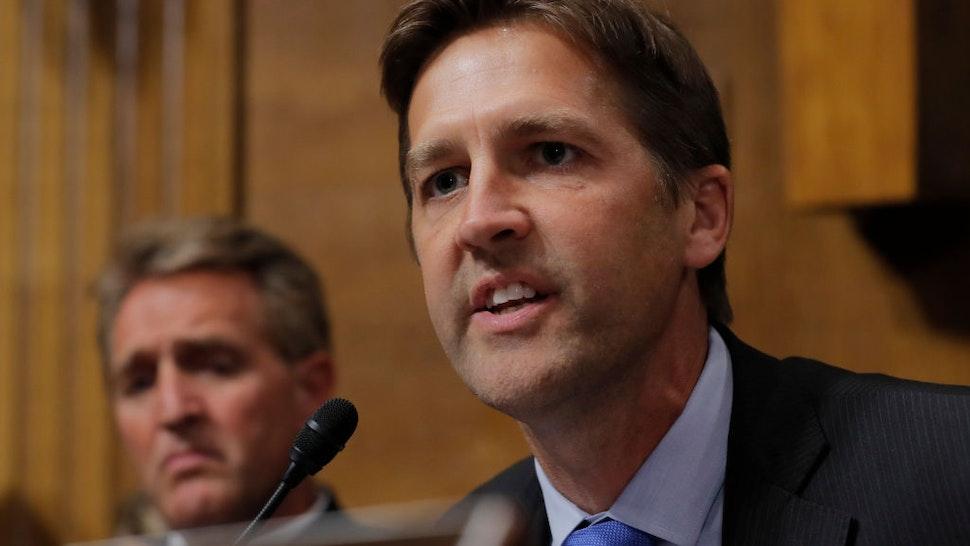Senator Ben Sasse questions Judge Brett Kavanaugh