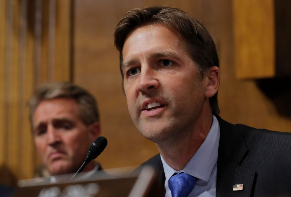 WATCH: Ben Sasse Slams 'Nitwit' Beto O'Rourke For Targeting Religious Institutions: 'Extreme Bigotry'