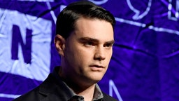 Ben Shapiro speaks onstage at Politicon 2018 at Los Angeles Convention Center on October 21, 2018 in Los Angeles, California. (Photo by Michael S. Schwartz/Getty Images)