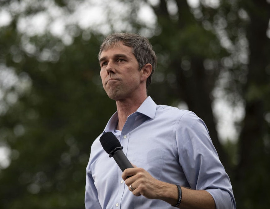 KNOWLES: Beto O'Rourke May Be The Most Honest Person In Politics