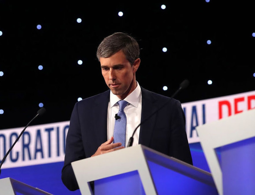 KNOWLES: Beto O'Rourke Placed His Faith In Leftism And Lost