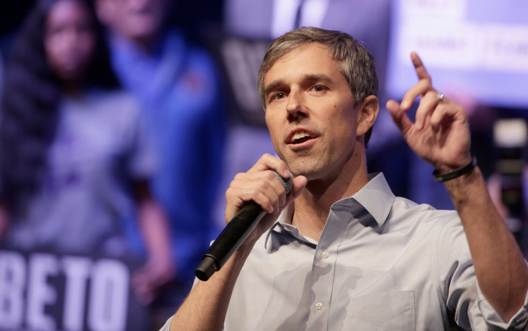 Beto Distorts Trump's Words To Compare His Presidency To The Third Reich … Again
