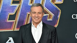 """LOS ANGELES, CALIFORNIA - APRIL 22: Bob Iger attends the World Premiere of Walt Disney Studios Motion Pictures """"Avengers: Endgame"""" at Los Angeles Convention Center on April 22, 2019 in Los Angeles, California."""