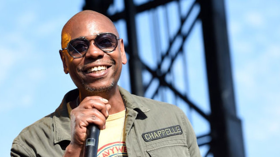 Dave Chappelle host Dave Chappelle's Block Party on August 25, 2019 in Dayton, Ohio. (Photo by Stephen J. Cohen/Getty Images)