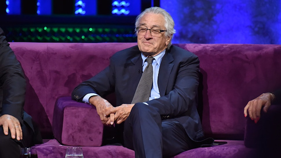 BEVERLY HILLS, CALIFORNIA - SEPTEMBER 07: Robert De Niro attends the Comedy Central Roast of Alec Baldwin at Saban Theatre on September 07, 2019 in Beverly Hills, California.