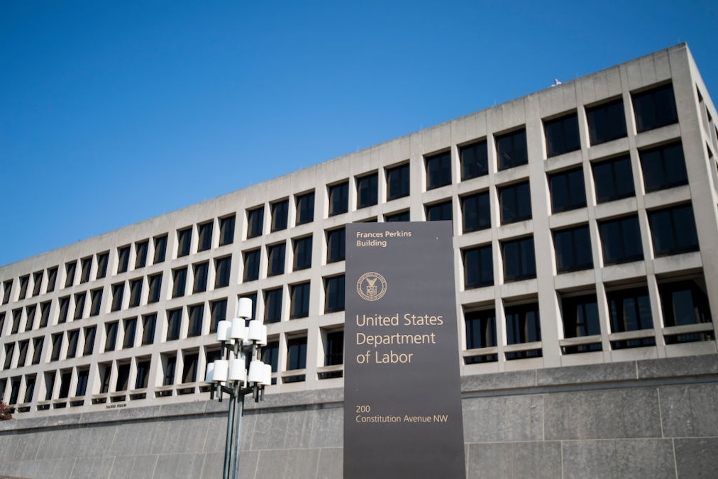 Bloomberg Law Finally Retracts Hit Piece On Labor Department Appointee