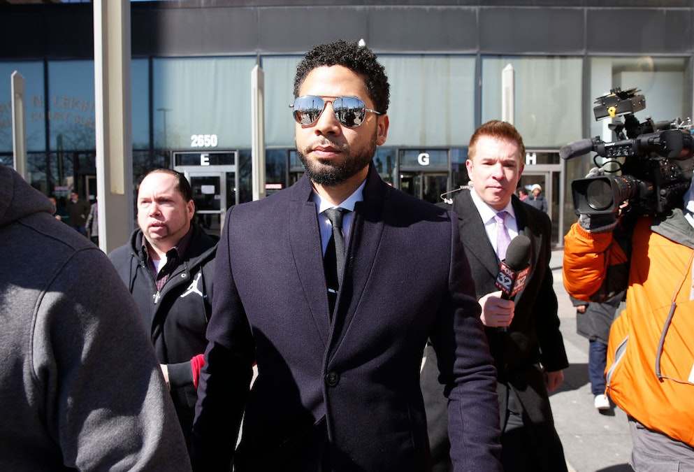 Jussie Smollett Lashes Out After Being Compared To Girl Who Faked Hate Crime: 'I Haven't Lied About A Thing'