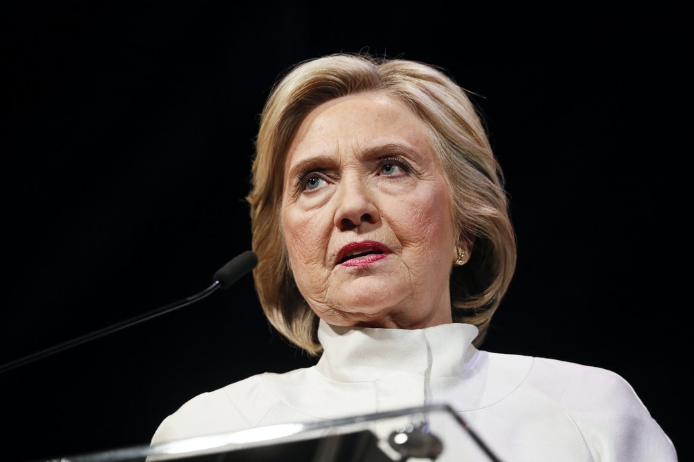 Hillary Falsely Claims She Won 2016 Election, Suggests She Might Run Again