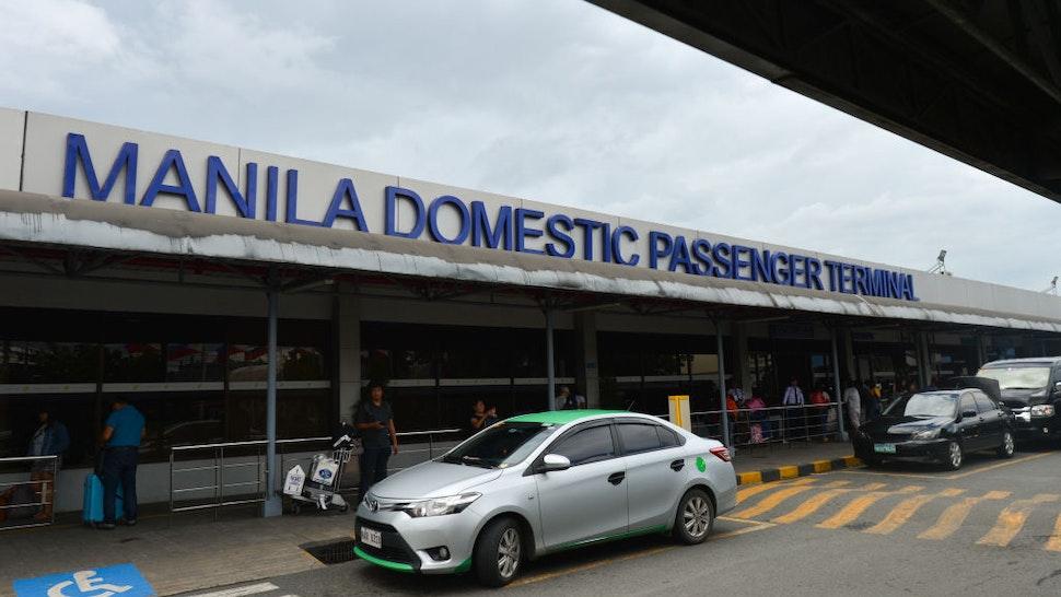 A view of Manila Domestic Passenger Terminal at Manila Ninoy Aquino International Airport (MNL). On Wednesday, July 3, 2019, in Manila, Philippines.