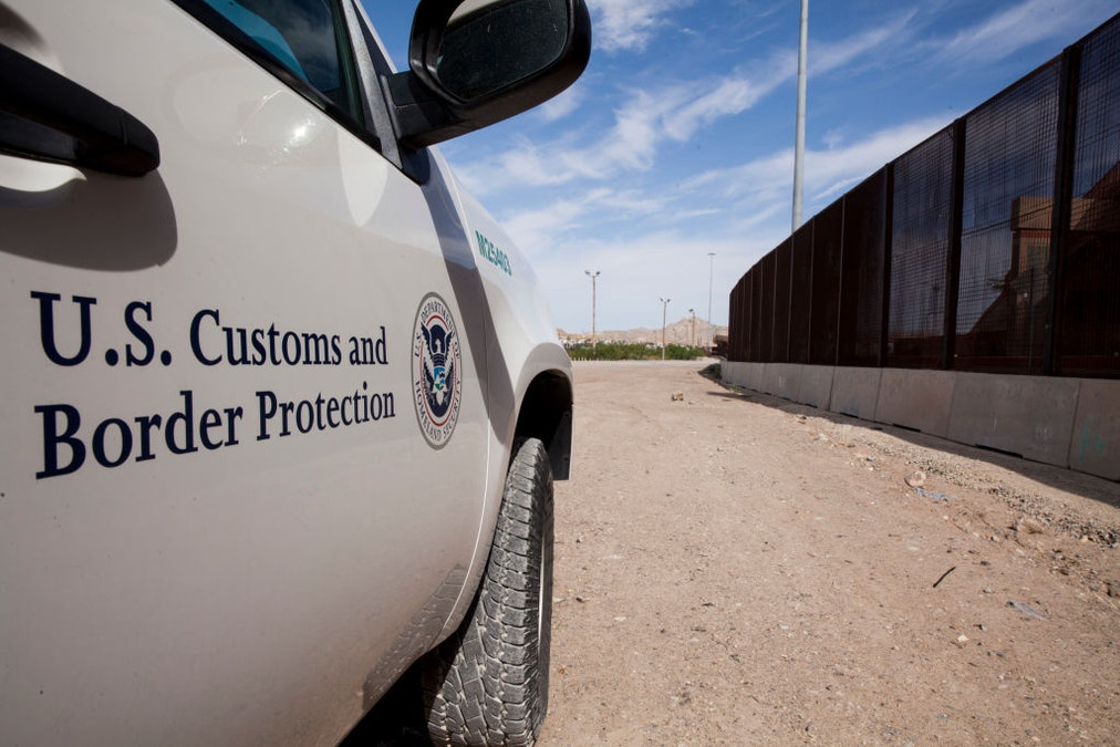Border Patrol Apprehended 851,000 People In Fiscal Year 2019, Report Says