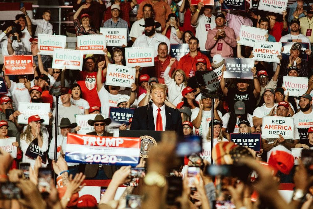 Professor Calls Teen Trump Supporters 'Hitlerjugend.' Now He's Chair Of University Committee.