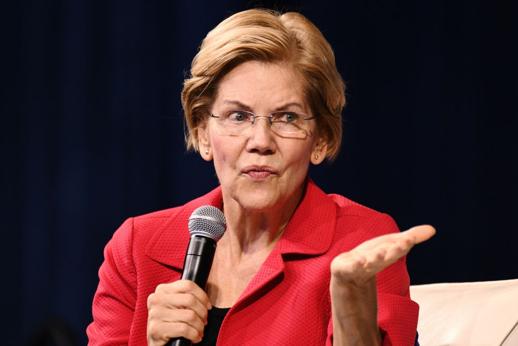 Warren Said She Was Once Fired For Being Pregnant. That's Not What She Said Before.
