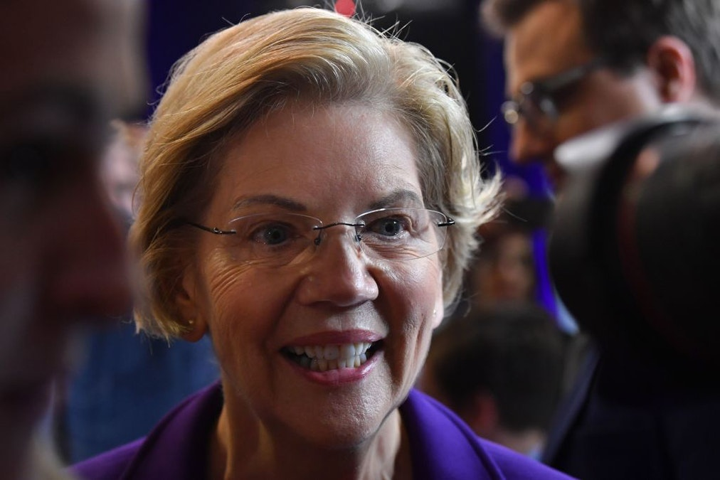 Here's The Embarrassing DNA Test Video Warren Scrubbed From Twitter