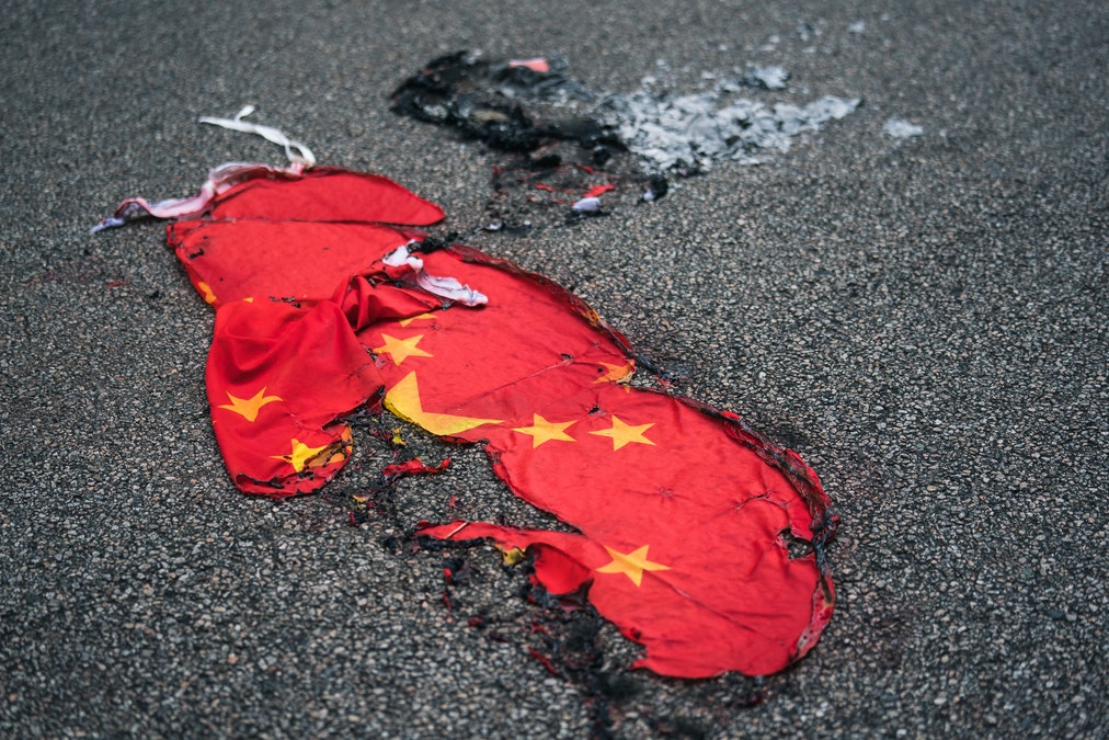 Chinese President Xi Jinping Warns Of 'Crushed Bodies' If Hong Kong Pro-Democracy Movement Spreads
