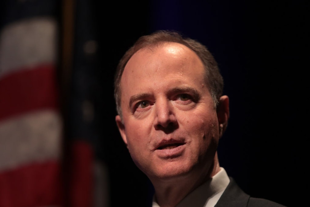 Washington Post Fact Checker Gives Adam Schiff Four Pinnochios For Misleading About Contact With Trump Whistleblower