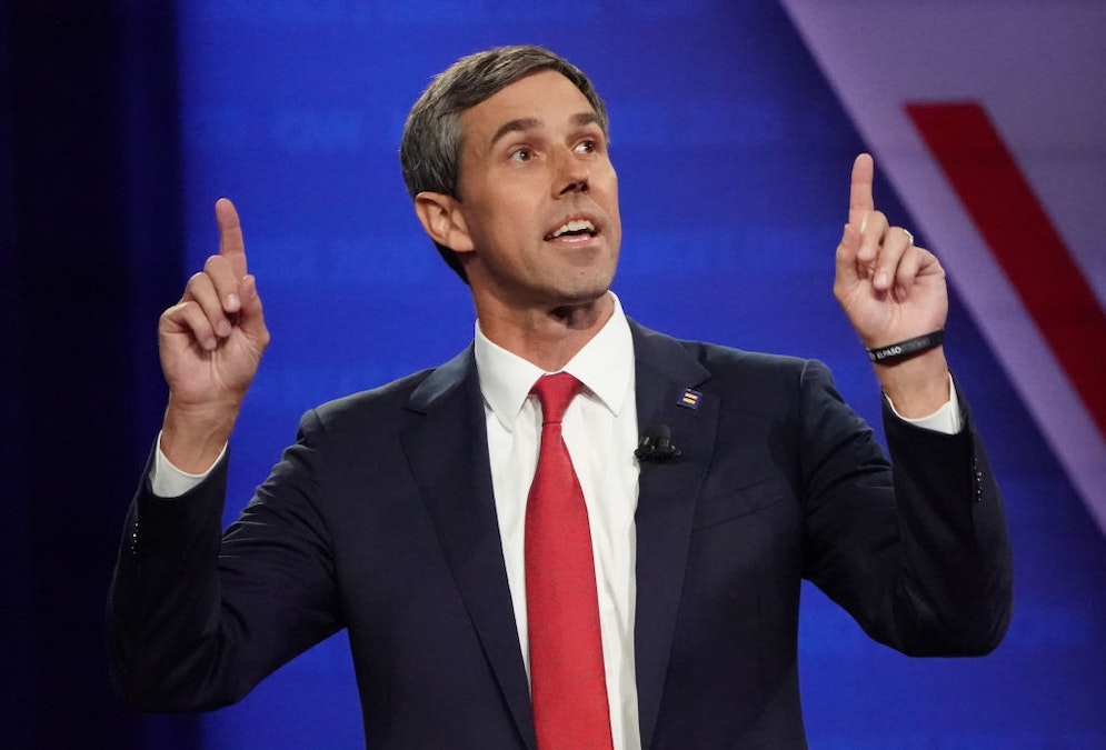 DYS: Beto O'Rourke's 'Liberty' Is No Liberty At All