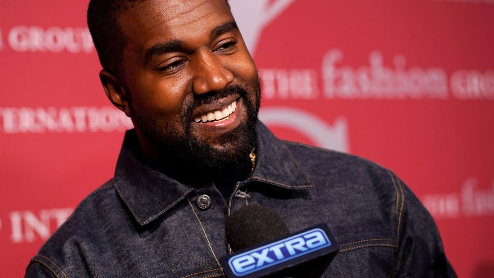 Kanye West attends the FGI 36th Annual Night of Stars Gala at Cipriani Wall Street on October 24, 2019 in New York City.