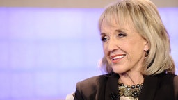 "Jan Brewer appears on NBC News' ""Today"" show"