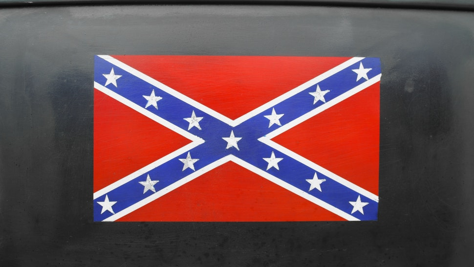 Teacher Allegedly Displays Graphic Saying Confederate Flag Means 'You Intend To Marry Your Sister'