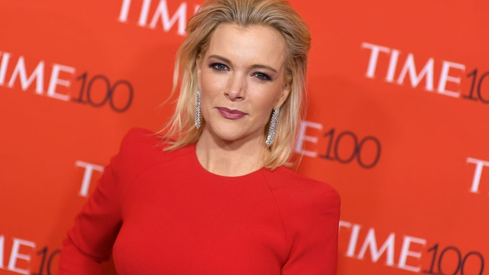 Megyn Kelly attends the TIME 100 Gala celebrating its annual list of the 100 Most Influential People In The World at Frederick P. Rose Hall, Jazz at Lincoln Center on April 24, 2018 in New York City.