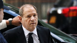 NEW YORK, NEW YORK - AUGUST 26: Harvey Weinstein arrives to court for arraignment over a new indictment for sexual assault on August 26, 2019 in New York City. The new charges against the movie mogul are from an indictment involving the actor Annabella Sciorra. Weinstein has already been charged with a host of other sexual assault charges and with the trial due to start in three weeks prosecutors are likely to request to add Sciorra's testimony to be included rather than add an additional charge.