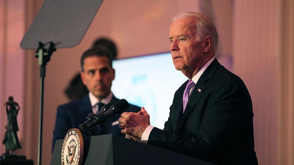 Impeachment Witness Tells Congress He Warned About Biden-Ukraine Problem In 2015, Got Shut Down By Biden's Office