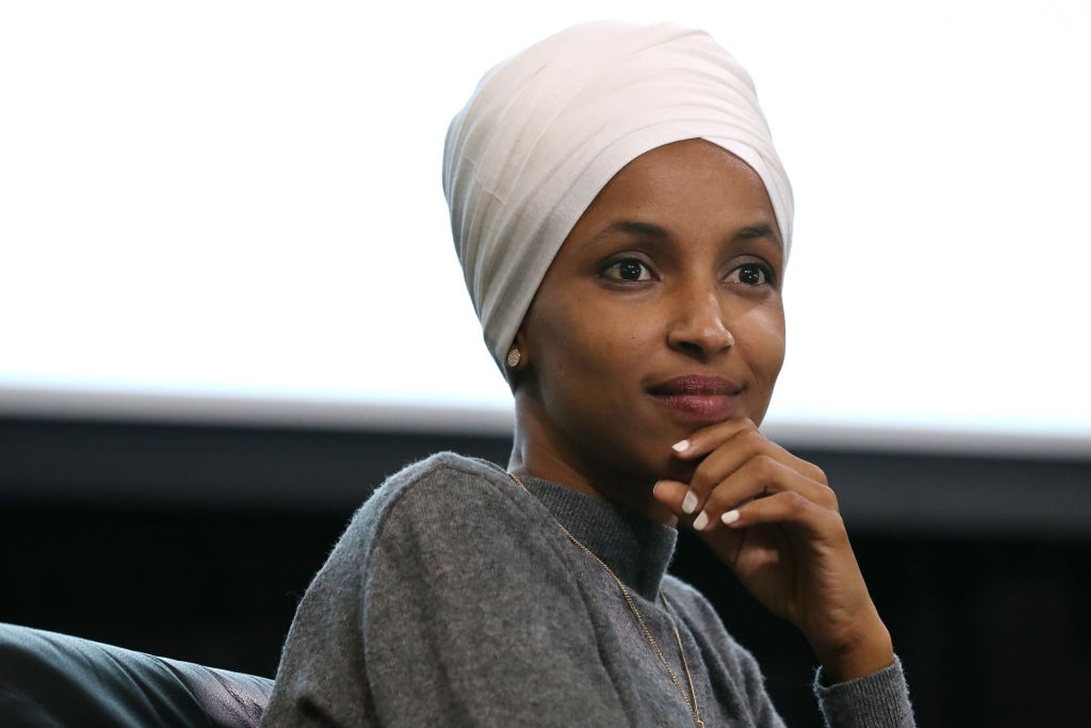 Ilhan Omar Falsely Claims Supreme Court Has 'One Of The Lowest Approval Ratings'