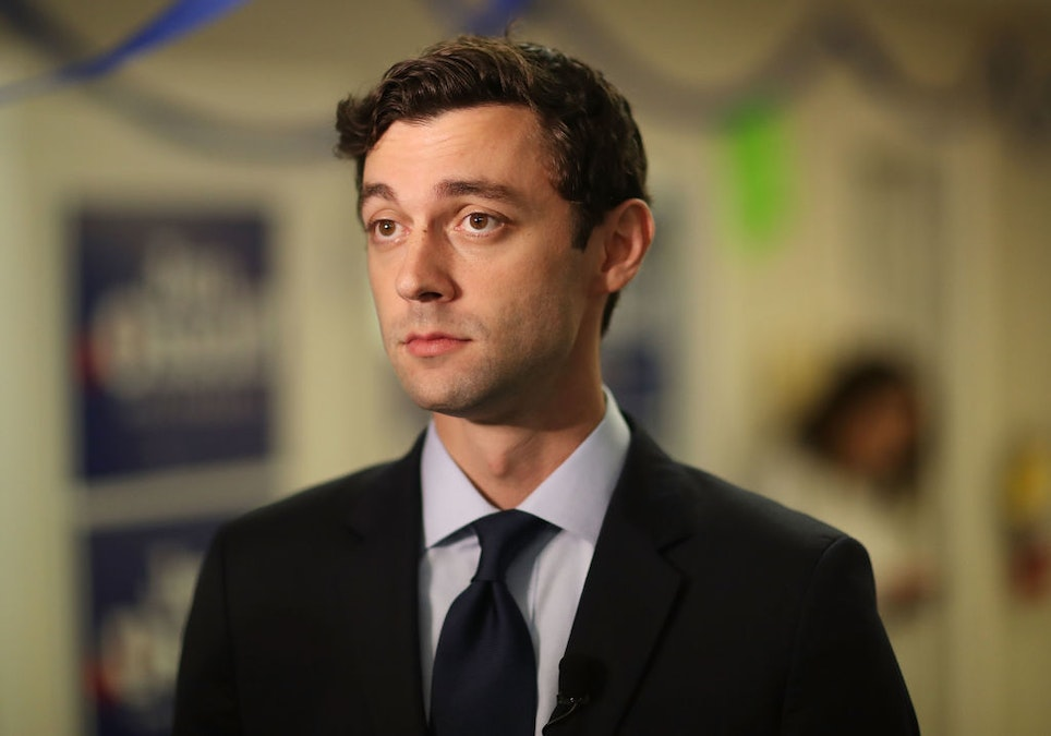 Jon Ossoff Accepts Campaign Contributions From Notable 9/11 Truther