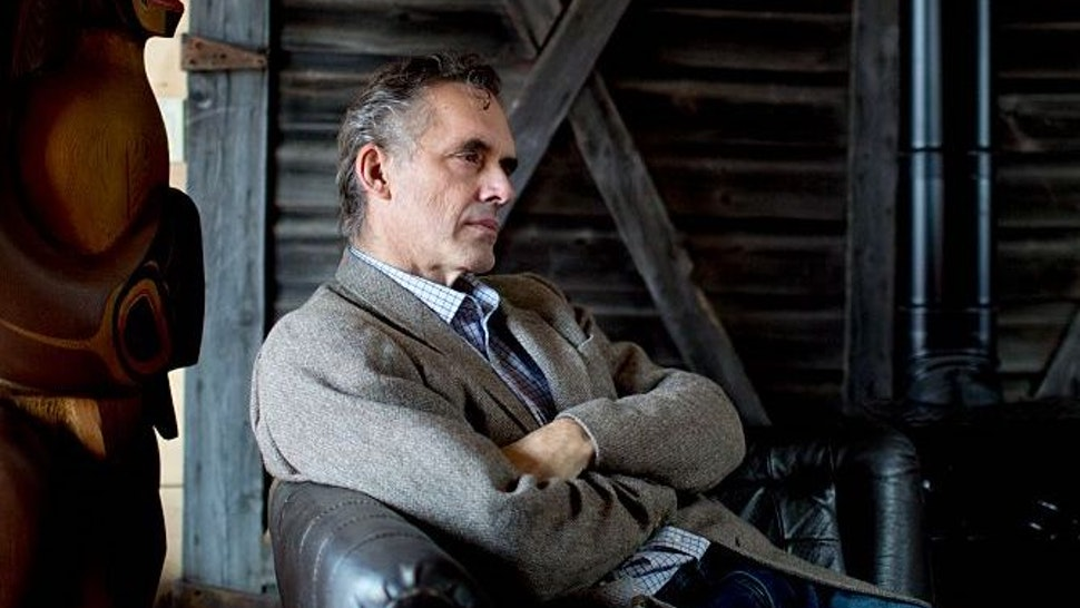 """Profile of Dr. Jordan Peterson. The U of T prof at the centre of a media storm because of his public declaration that he will not use pronouns, such as """"they,"""" to recognize non-binary genders. (Carlos Osorio/Toronto Star via Getty Images)"""