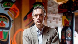 "Profile of Dr. Jordan Peterson. The U of T prof at the centre of a media storm because of his public declaration that he will not use pronouns, such as ""they,"" to recognize non-binary genders. (Carlos Osorio/Toronto Star via Getty Images)"