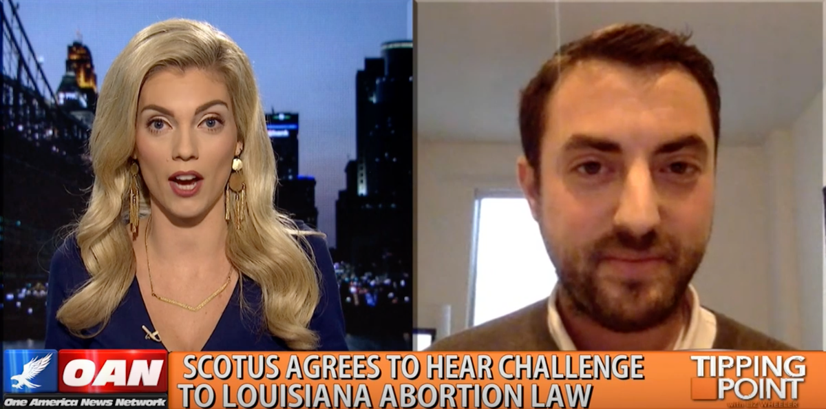 WATCH: Hammer On 'Tipping Point With Liz Wheeler': SCOTUS Is Set To Hear A Potentially Huge Abortion Case