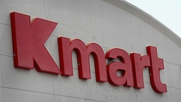 ELMHURST, IL - AUGUST 24: A sign hangs above a Kmart store on August 24, 2017 in Elmhurst, Illinois. Sears Holdings Corporation, the owner of Kmart, said today it was planning on closing another 28 Kmart store including this Elmhurst location.